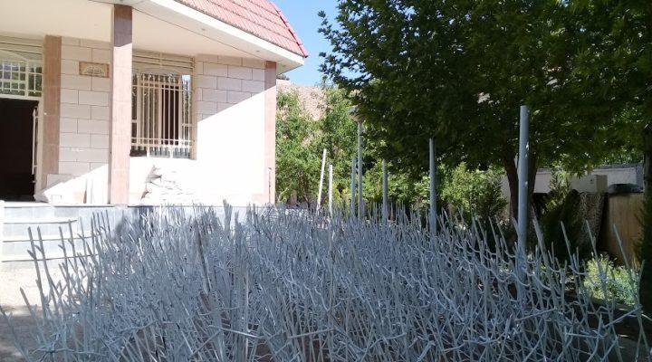 حفاظ بوته ای در شیراز پروژه دشت کوه