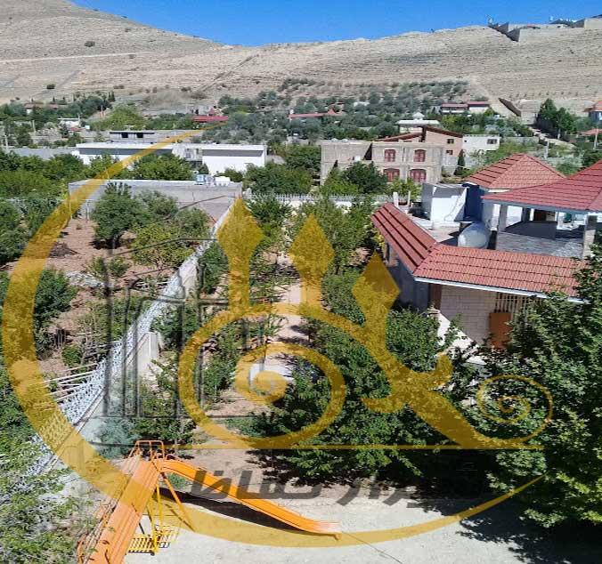 حفاظ بوته ای پروژه دشت کوه