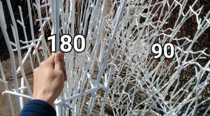 حفاظ بوته ای پروژه سفارشی 180