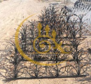 نصب انواع حفاظ شاخ گوزنی در قشم